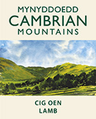 Cambrian Mountains Beef Logo